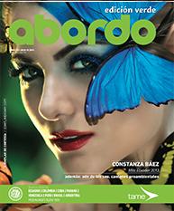 """Revista """"Abordo' de TAME"""