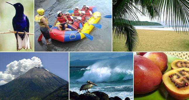 ecuador la ley nacional de turismo: